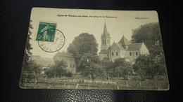 Carte Postale De Villedieu Sur Indre - France