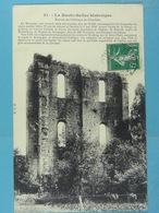 Ruines De L'Abbaye De Cherlieu - France