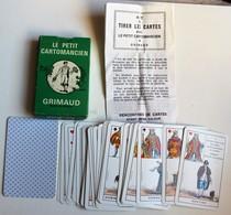 Ancien Rare Jeu De 36 Cartes Le Petit Cartomancien GRIMAUD Jeu De Bonne Aventure Voyance Cartomancie - Autres