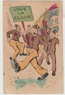 ARMÉE BELGE - VIVE LA CLASSE,  ( Groupe Joyeux ) - Humour