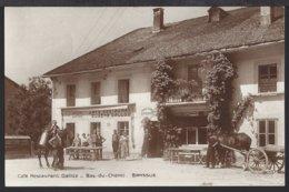 Brassus - Dalloz - Bass Du Chenit - Belebt – Animée - 1925 - VD Vaud