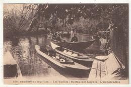 91 - BRUNOY Et Environs - Les Vallées - Restaurant Jaspard - L'Embarcadère - Venant 106 - Brunoy