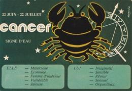 HUMOR UMORISTICHE CARICATURE CANCER ORIGINALE 100% - Humor