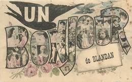 """CPA FRANCE 54 """"Blandan"""" - Autres Communes"""