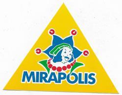AUTOCOLLANT MIRAPOLIS Val Doise - Otras Colecciones