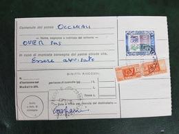 (37620) STORIA POSTALE ITALIA 1983 - 1981-90: Poststempel