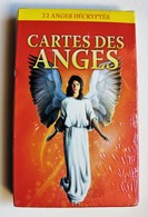 Rare Jeu De 72 Maxi Cartes Des Anges Décryptés 2013 Neuf Voyance Cartomancie - Group Games, Parlour Games