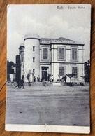 RODI EGEO CIRCOLO ITALIA  POSTA MILITARE 6 DIVISIONE 26 DIC.1912 + 6 DIVISIONE SPECIALE COMANDO DEL GENIO PER FIRENZE - 1900-44 Vittorio Emanuele III