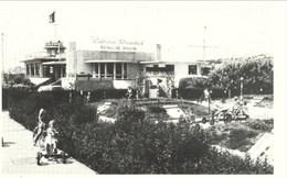 BREDENE - Parc Leburton Et Casino - N'a Pas Circulé - Bredene