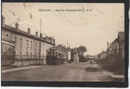 FROUARD - Route De Champigneulles - Frouard