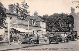 76. N°55385.forges Les Eaux.garage Et Café Des Eaux Minérales - Forges Les Eaux