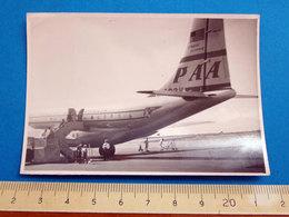 FOTOGRAFIA AEREO CIVILE VINTAGE - Aviazione