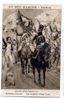 ALPHONSE LALAUZE * LES TROPHEES D'IENA 1806 * AU BON MARCHE - History