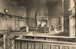 LIEGE - Palais Des Princes Evêques - Cour D'Assises - Oblitération De 1910 - Liege