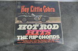 Disque-The Rip Chords - Hey Little Cobra - Columbia CS 8951 - 1964 - Sous Plastique - - Rock