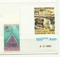 Wallis & Futuna, Non Dentelés, Unperforated, Neufs ** MNH Cote YT 40€ - Imperforates, Proofs & Errors
