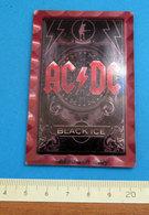 AC - DC ROCK MUSIC MAGNETE CALAMITA DA FRIGO METAL - Umoristiche
