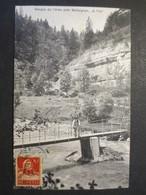 Suisse - Ballaigues - CPA - Gorges De L'Orbe Près Ballaigues ,, à L'Ile - A. Deriaz N° 1756  - 1918 - T.B.E - - VD Vaud