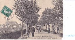 Montjean - Route De La Pommeray - Entrée Du Bourg - Frankreich