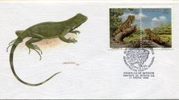COLOMBIA 1995 FDC With LIZARD.BARGAIN.!! - Andere