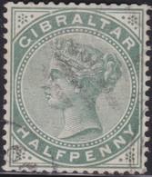 Gibraltar    .   SG     .   8       .       O      .      Cancelled        .   /    .  Gebruikt - Gibraltar