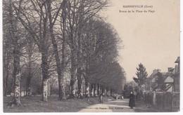 27 Eure -  MAINNEVILLE - Route De La Place Du Plays - 1907 - France