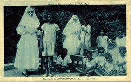 Misson Dominicaine De TRINIDAD - Léproserie De Chacachacare  SEANCE D'INJECTION - Trinidad