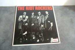 Disque - The Riot Rockers - Rockhouse 7702 - 1977 - Rock