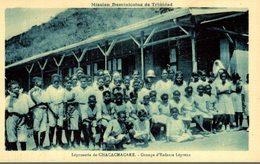 Misson Dominicaine De TRINIDAD - Léproserie De Chacachacare  GROUPE D'ENFANTS LEPREUX - Trinidad