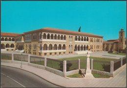 Archbishop's Palace, Nicosia, C.1970 - Photo Precision Postcard - Cyprus