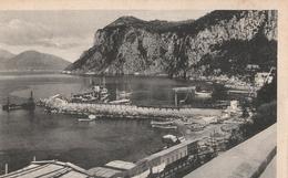 Cartolina - Postcard /  Viaggiata - Sent / Capri,Porto. - Autres Villes