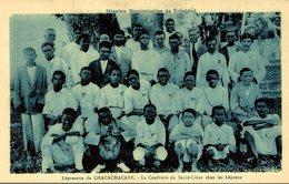 Misson Dominicaine De TRINIDAD - Léproserie De Chacachacare  LA CONFRERIE - Trinidad