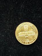 Médaille De Collection - Château De Cheverny L'Orangerie 2012 - - Monnaie De Paris