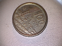ESPAGNE 100 PESETAS 1995 - [ 5] 1949-… : Kingdom