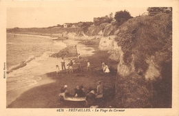¤¤  -   PREFAILLES    -    La Plage Du Cormier     -  ¤¤ - Préfailles