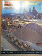 Vie Du Rail 1315 1971 Dunkerque Port Industriel Usine Des Dunes Leffrinckoucke  Grande Synthe Usinor Ziegler Givors - Trains