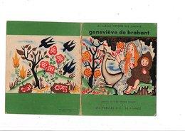 1946 PETIT ALBUM GENEVIEVE DE BRABANT - DESSINS DE ELSIE DENISE MILLON - Cuentos
