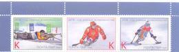 2018. Transnistria,Winter Paralympic Games, 3v, Mint/** - Moldova