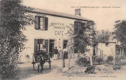 ¤¤  -   LA  PLAINE-sur-MER   -  LE CORMIER    -  Hôtel Des Touristes  -  ¤¤ - La-Plaine-sur-Mer