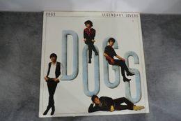 Disque - Dogs - Legendary Lovers - épic EPC 25716 - 1983 - - Rock