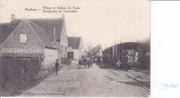Houthem - Village Et Station De Tram - Dorpplaats En Tramstatle - Belgique