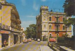 Napoli  - Vomero - Via Luigia Sanfelice E Villa Scarpetta  - Viaggiata - Napoli