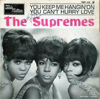 The Supremes - You Keep Me Hangin'on - Tamla Motown TMEF 536 - 1966 - Soul - R&B