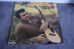Disque 33 Tours De Conway Twitty - I Love You More Today - Decca DL 75131 - 1969 - Country & Folk