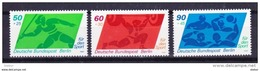 Duitsland Berlin 1980 Nr 582/84 **, Zeer Mooi Lot Krt 3618 - Timbres