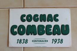BUVARD, CENTENAIRE DU COGNAC COMBEAU 1938 - Liquor & Beer