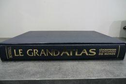 Trésor Du Patrimoine-le Grand Atlas Géographique Et Encyclopédique Du Monde 2001 - Encyclopaedia