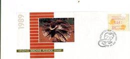 AUSTRALIA 1989 ENVELOPPE With LIZARD.BARGAIN.!! - Andere