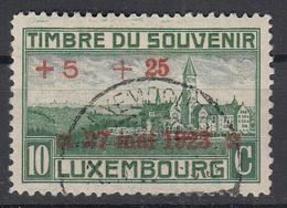 LUXEMBURG - Michel - 1921 - Nr 137 - Gest/Obl/Us - Oblitérés