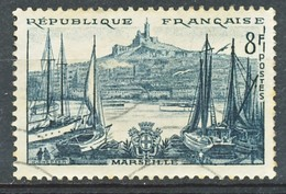 FRANCE - 1955 - Nr 1037 - Oblitere - Usados